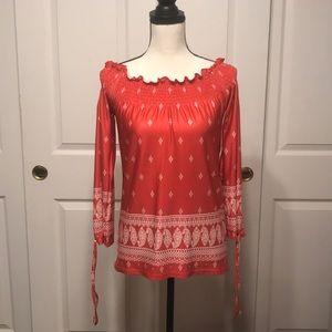 Tops - Boutique blouse Size S